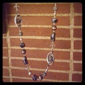 Premier Designs Beaded Necklace
